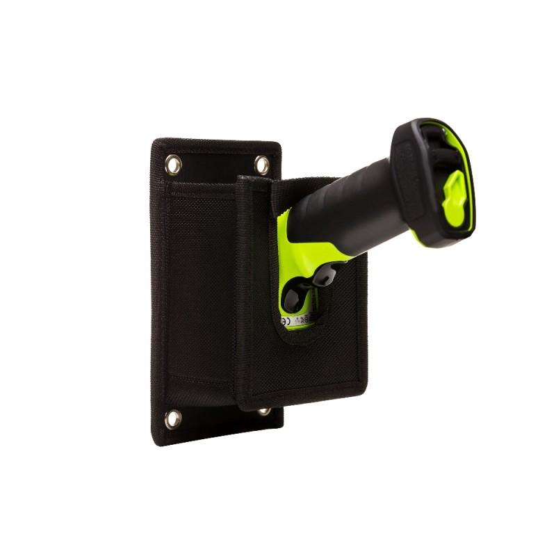 Max Michel scanner holder for Zebra DS3578, DS3678