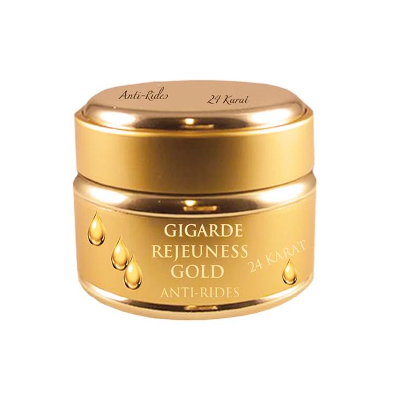 Gold Creme Rejeuness - 24 Karat Gold