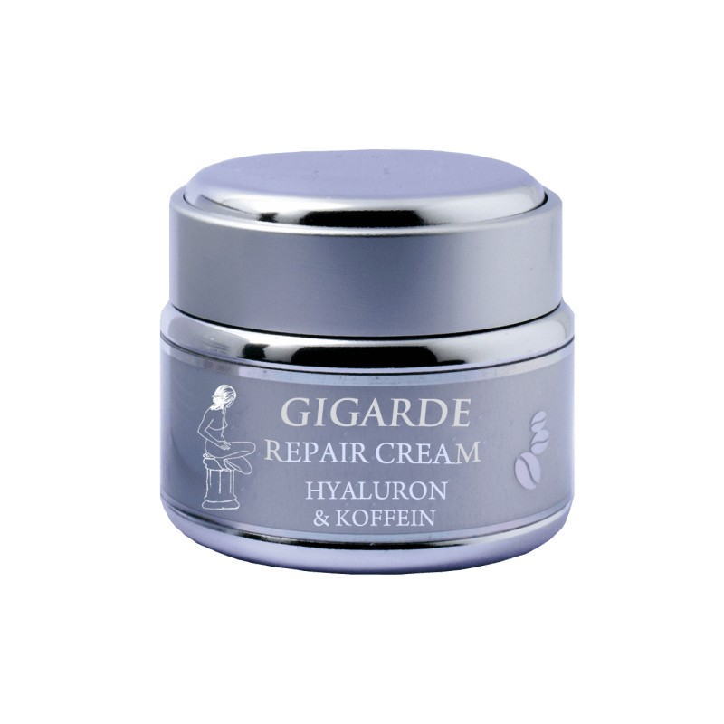 Repair Cream Hyaluron & Koffein