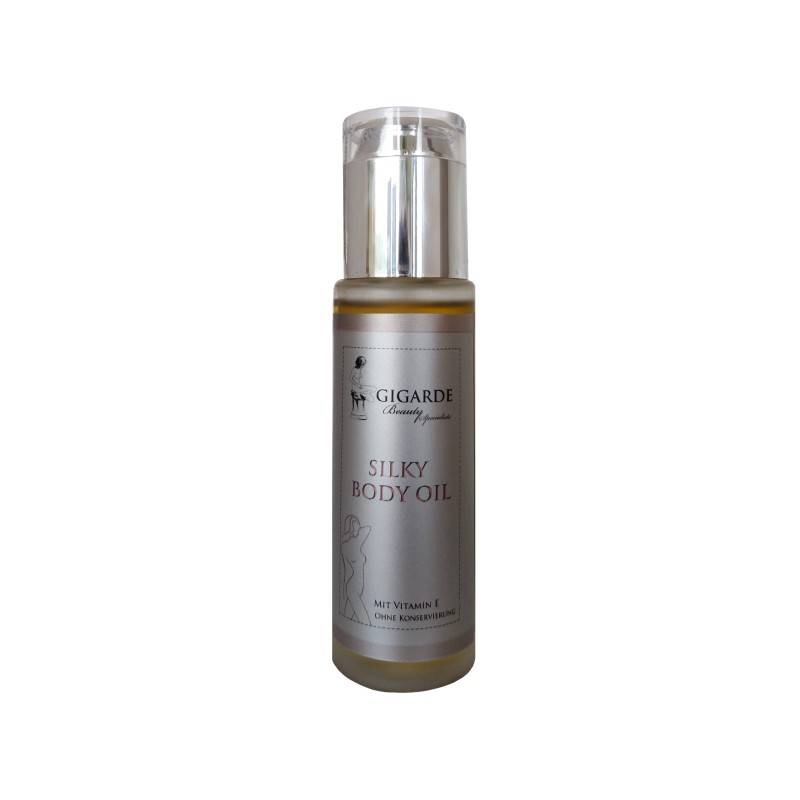 Silky Body Oil