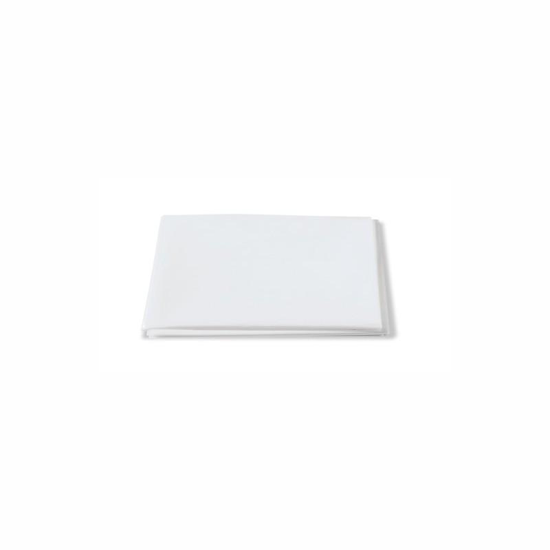 PE-Flachbeutel 1700x2200x0,03mm. weiß. einzeln verpackt